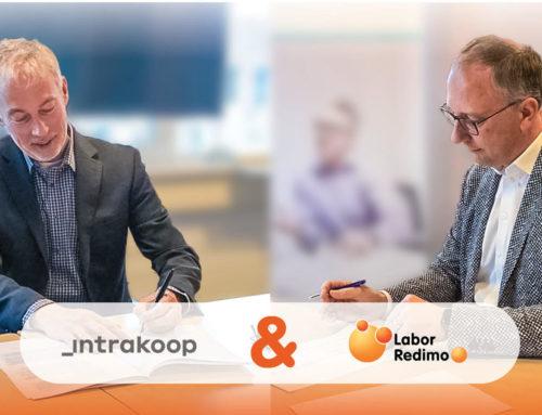 Samenwerking Intrakoop en Labor Redimo