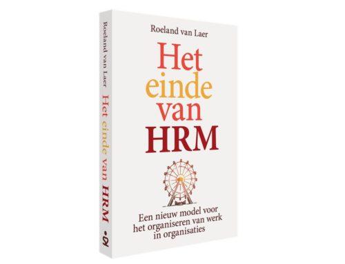 Managementboek: Het einde van HRM